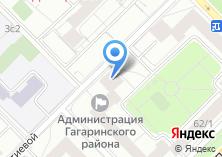 Компания «КБ Межтрастбанк» на карте