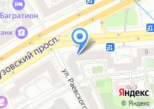 Компания «СВ АРТ» на карте
