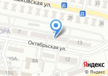 Компания «МДС» на карте