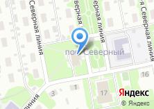 Компания «Почтовое отделение №127204» на карте