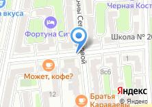 Компания «Promokodom» на карте
