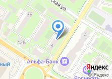 Компания «ЛОМБАРД ИНВЕСТ ЗОЛОТО» на карте
