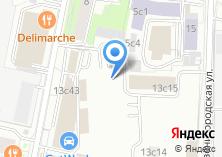 Компания «teasign.ru» на карте