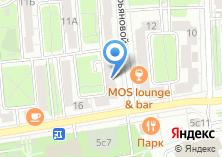 Компания «Эксперт» на карте
