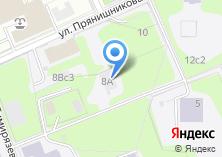 Компания «Неоготика» на карте
