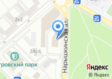 Компания «Текро» на карте