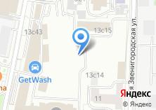 Компания «Концепт Кейтеринг» на карте