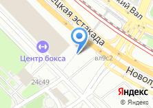 Компания «Магазин цветов на Новолужнецком проезде» на карте