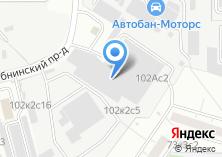 Компания «СТЕКТОН» на карте