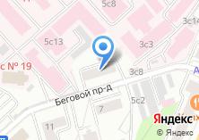 Компания «Сервисбытмаш» на карте