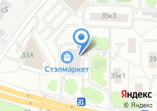 Компания «Стэлмаркет» на карте