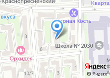 Компания «Советник» на карте
