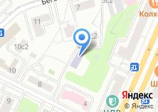 Компания «Детский сад №1727» на карте