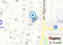 Компания «StaffrTattoo» на карте
