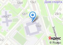 Компания «Центр образования №1490» на карте