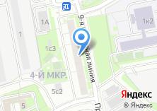 Компания «ОДС Инженерная служба района Северный» на карте