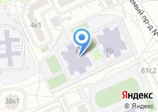 Компания «Средняя общеобразовательная школа №2043» на карте
