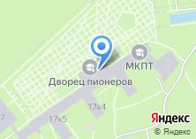 Компания «Лицей №1525» на карте