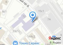 Компания «На Калужской» на карте