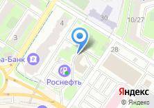 Компания «Evakuator-podolsk24.ru» на карте