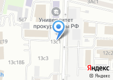 Компания «Forprint.ru» на карте