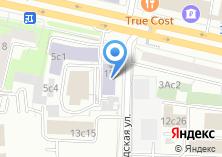 Компания «НИИ» на карте