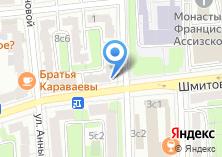 Компания «Travushka.ru» на карте