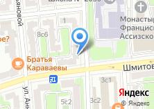 Компания «Хозтовары товары для школы и офиса» на карте