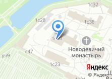 Компания «Храм Успения Пресвятой Богородицы в Новодевичьем монастыре» на карте
