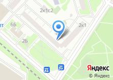 Компания «Совет ветеранов войны и труда района Лианозово» на карте