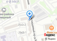 Компания «Валигор» на карте