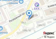 Компания «Jbr» на карте