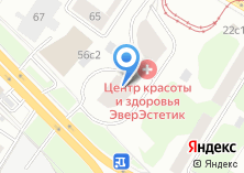 Компания «Фэйс Смайл» на карте
