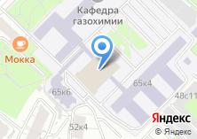 Компания «НОЦ ЭТ ТД» на карте