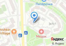 Компания «Турфирма росс-тур anex tour» на карте