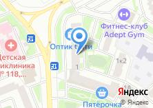 Компания «Витали Стиль» на карте