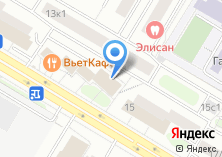 Компания «ИШБАНК» на карте