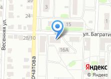 Компания «УЮТ-Дизайн» на карте