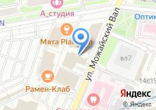 Компания «Банк Финсервис» на карте