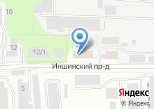 Компания «Мехстроймост» на карте