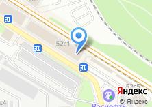 Компания «Матрасы-Маркет» на карте