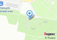 Компания «Новоясеневская» на карте