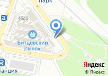 Компания «МДиван» на карте