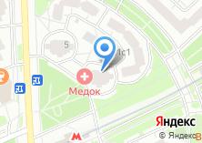 Компания «АКВИЛОН» на карте