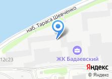 Компания «ПЯТЬ УГЛОВ» на карте