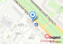 Компания «Фелис» на карте
