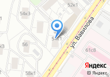 Компания «Гагаринское» на карте