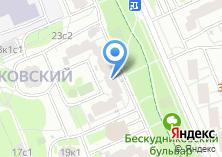 Компания «Street fight» на карте