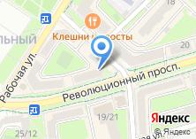 Компания «Золотой орешек» на карте