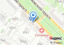Компания «Мастер Дом» на карте